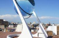 ژنراتور برق خورشیدی کروی