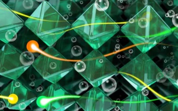 روش جدید تولید هیدروژن از بخار داغ